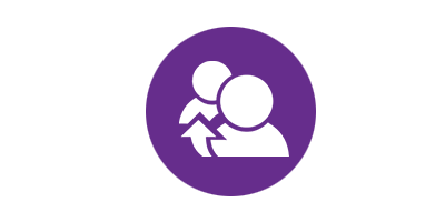 icon of person referring a patient