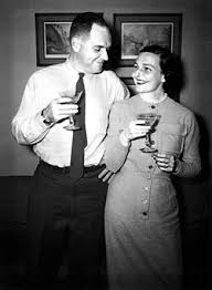 Photo of George and Jean Henderson