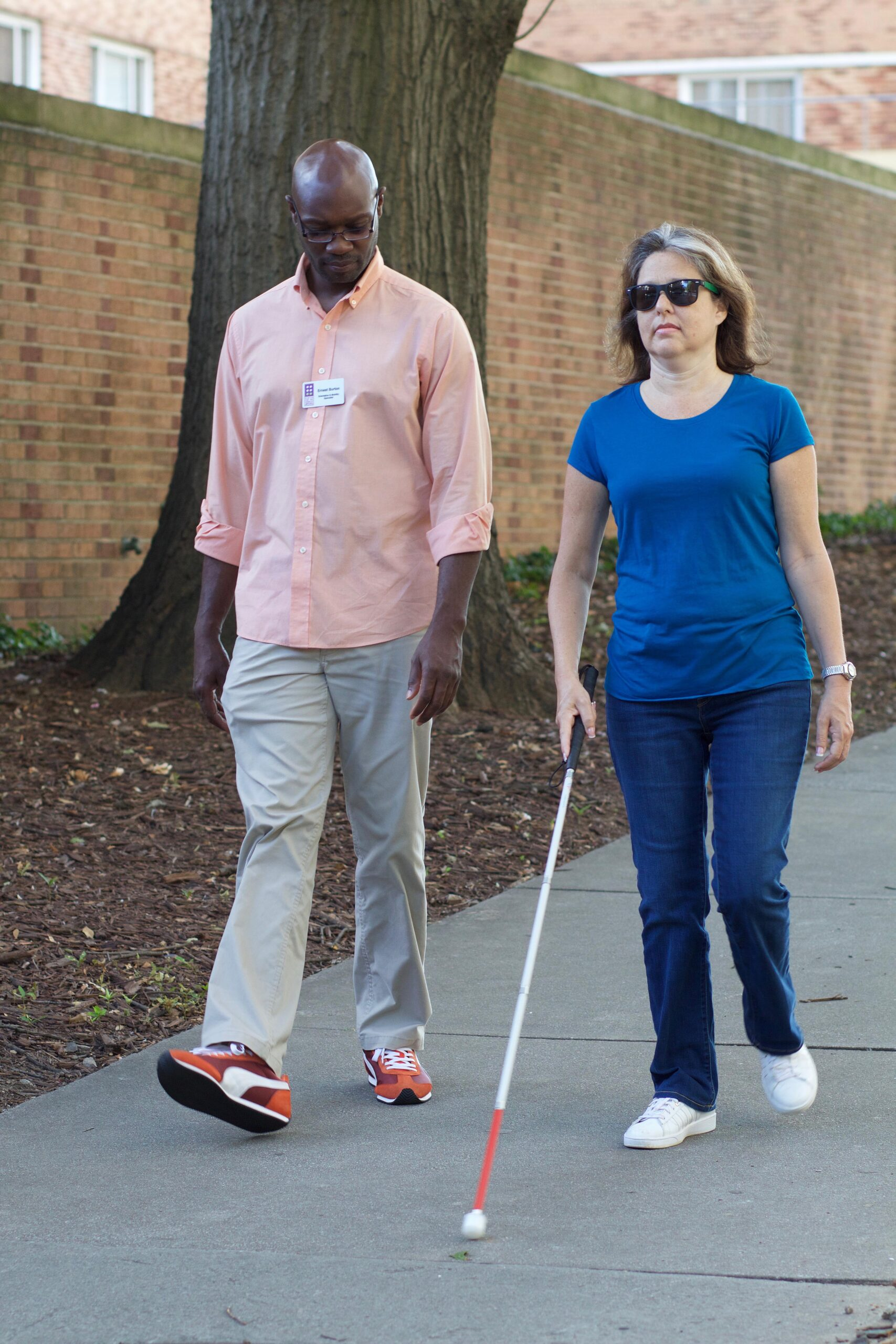 CVI Recognizes White Cane Awareness Day